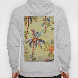 Hawaiian Linen Hoody