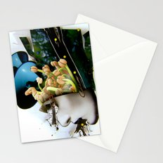AiVee portrait | Collage Stationery Cards