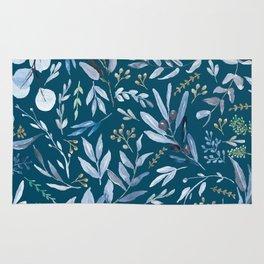Eucalyptus Blue Rug