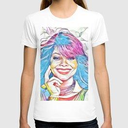 Janet Jackson (Creative Illustration Art) T-shirt