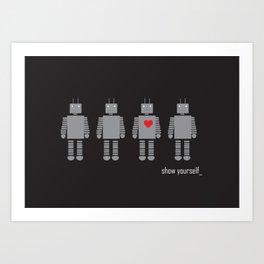 show Art Print