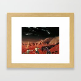 This Could be The End Framed Art Print