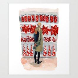 Xmas Overload! Art Print