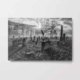 Bethany Church Cemetery 07 Metal Print