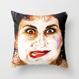 Hocus Pocus: Mary Sanderson Throw Pillow