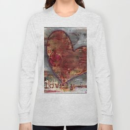 Permission Series: Lovely Long Sleeve T-shirt