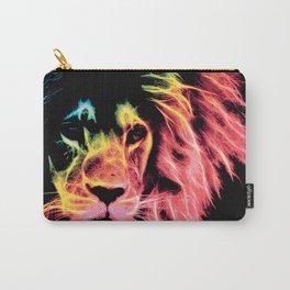 Rainbow Leo Lion Carry-All Pouch