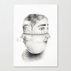 Temperament Timer  Canvas Print