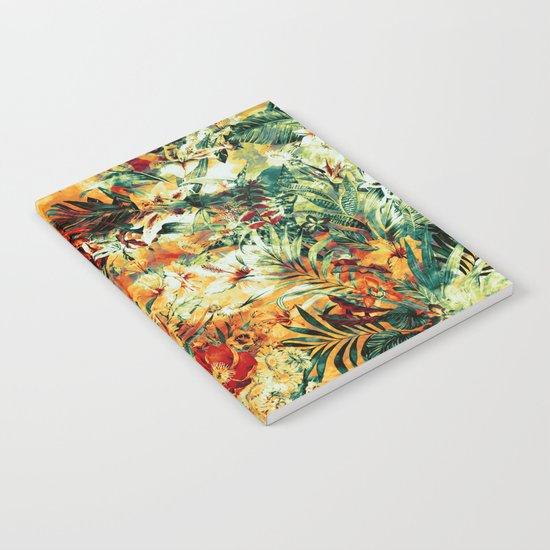 Tropical Haven II Notebook