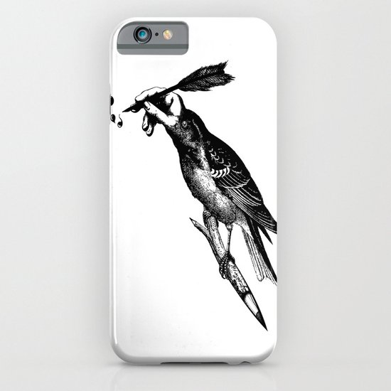 The Experimetal Artist iPhone & iPod Case