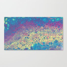 Fluid Color Canvas Print
