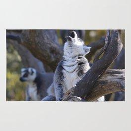 Lemur Howl Rug