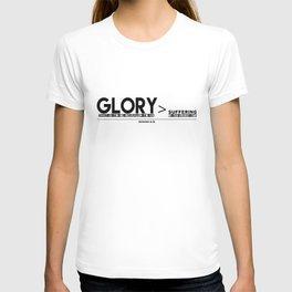 Bible verse - Romans 8:18 T-shirt