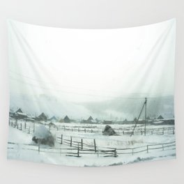 Winter 2 Wall Tapestry