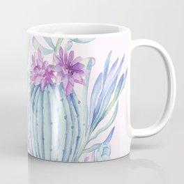 Mixed Cacti Pink #society6 #buyart Coffee Mug