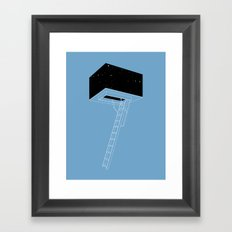 The Attic Framed Art Print