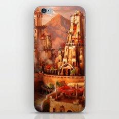 Antic City XIII iPhone Skin