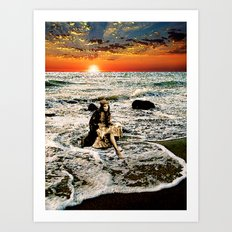 Gypsy Tide Art Print