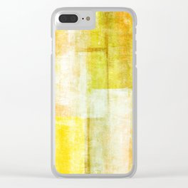 Tuscan Clear iPhone Case