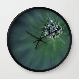 Just Live Wall Clock