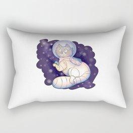 Space Bandit Rectangular Pillow
