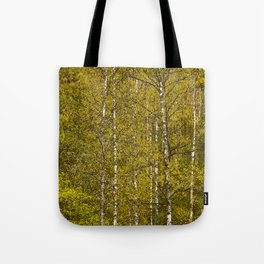 Autumn Forest Tote Bag