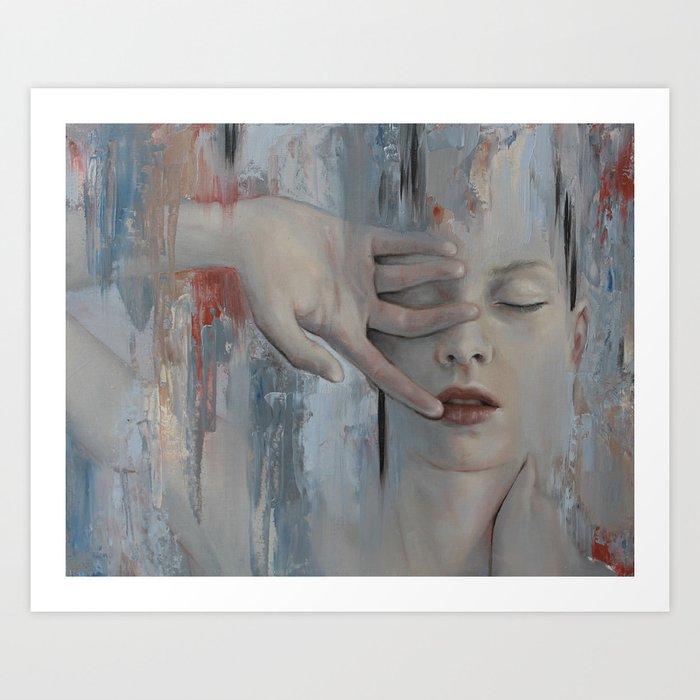 Crave Art Print