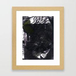 Vuelvo a mí III Framed Art Print