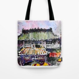 20150412 Waterloo Street, Singapore Tote Bag