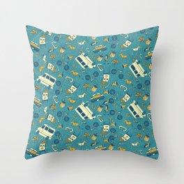 YON Throw Pillow