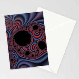fractal Fantasy Stationery Cards