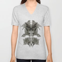Rorschach Creation Unisex V-Neck