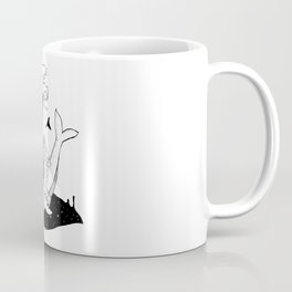 Space Wave (Take Me to the Place You've Dreamed Of) Coffee Mug