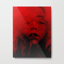Red Madder Metal Print