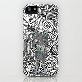 Heroes Fashion 5 iPhone Case