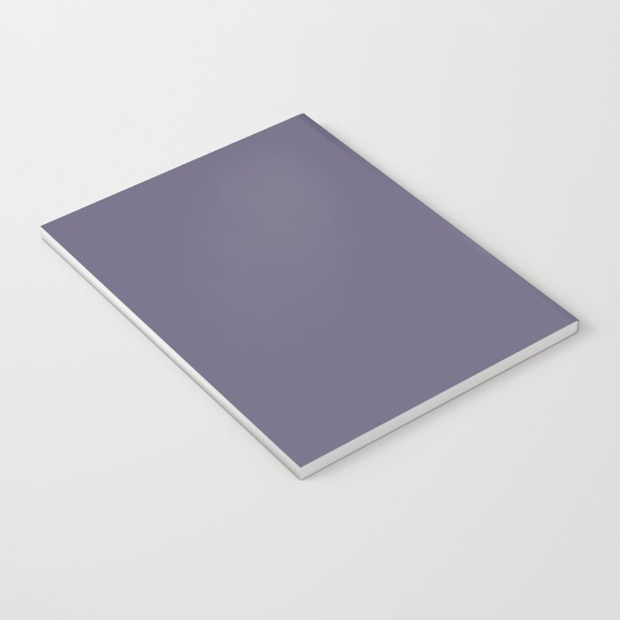 VA Mystical Purple / Metropolis Lilac / Dried Lilacs - Colors of the year 2019 Notebook