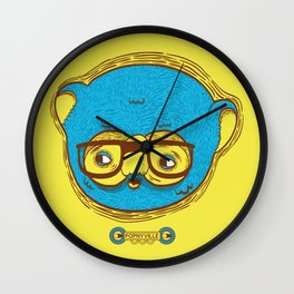Ned the Koala Wall Clock