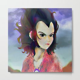 Vegethia Metal Print