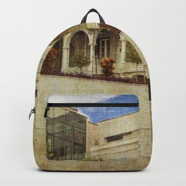 The Arches, Gibraltar Backpack