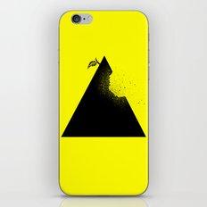 Apple pyramid iPhone & iPod Skin