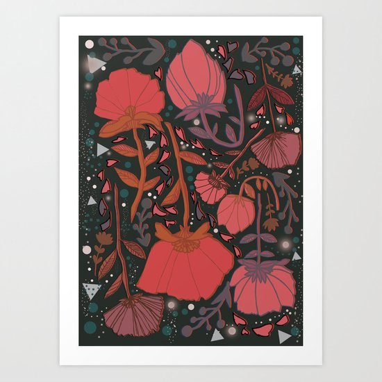 Nature number 2. Art Print