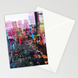 Sweet City Stationery Cards