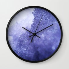 Ice Mountain Wall Clock