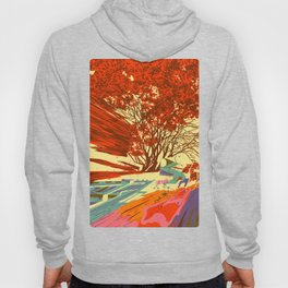 A bird never seen before - Fortuna series Hoody