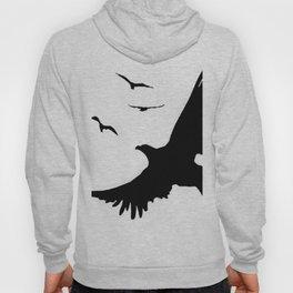 ORIGINAL DESIGN OF FLYING BLACK EAGLES ART Hoody