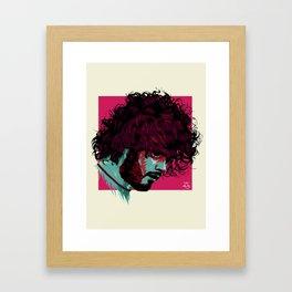 Cedric Bixler Zavala Framed Art Print