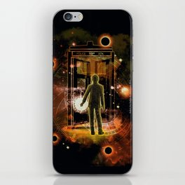 welcome home number 12 iPhone Skin