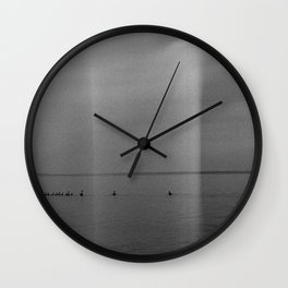 Georgian Bay Wall Clock