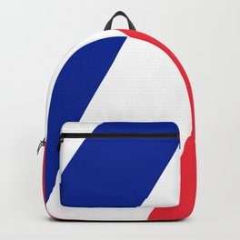Team France #france #paris #french #lesbleus #russia #football #worldcup #soccer #fan #moscow2018 Backpack