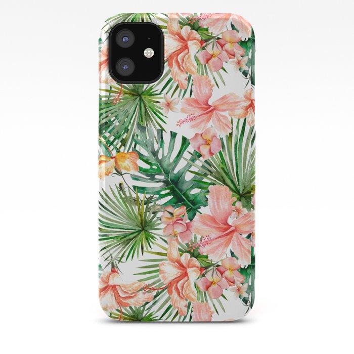 Hibiscus iPhone 11 case